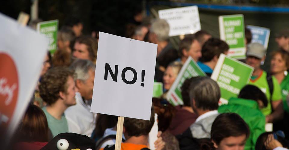 Politics & protests